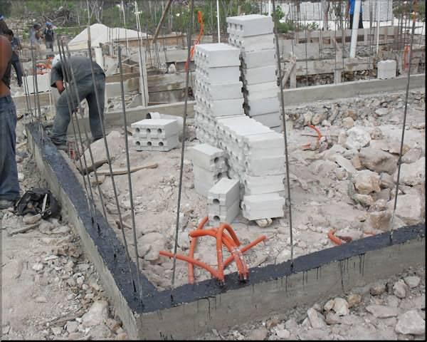 Lightweight Foam Concrete : Aerated concrete lightweight cellular